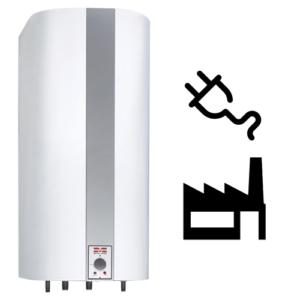 Combivandvarmer til fjernvarme