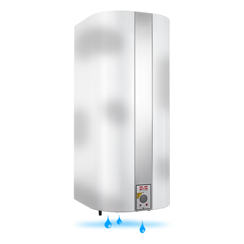 Utæt varmtvandsbeholder - Sådan begrænser du skaden!