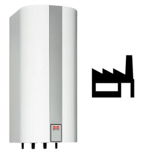 Varmtvandsbeholder til fjernvarme