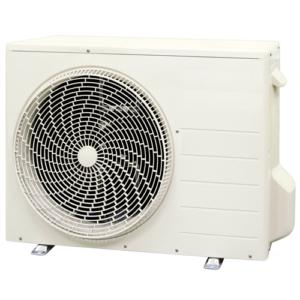 Luft til luft varmepumpe udedel