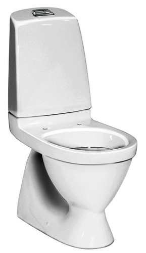 Proffesionel montering af toilet