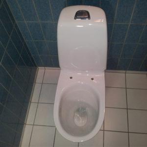 00 Montering af toilet på beslag