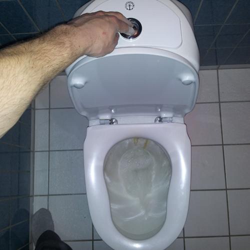 Afmontering af toilet 02